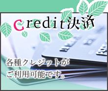 Credit決済