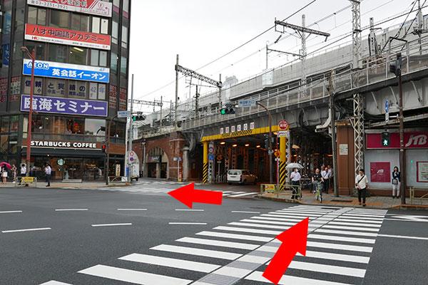 マップ3(銀座線付近)