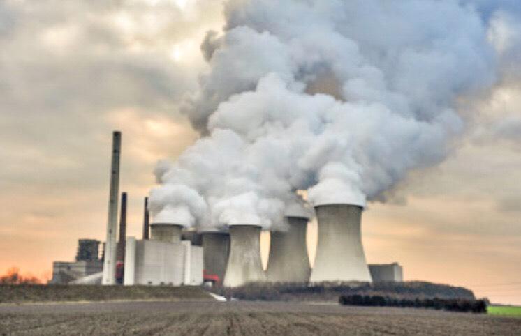 環境汚染がもたらす酸素不足