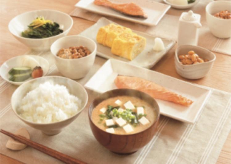 食事の栄養面から生活習慣を見直す