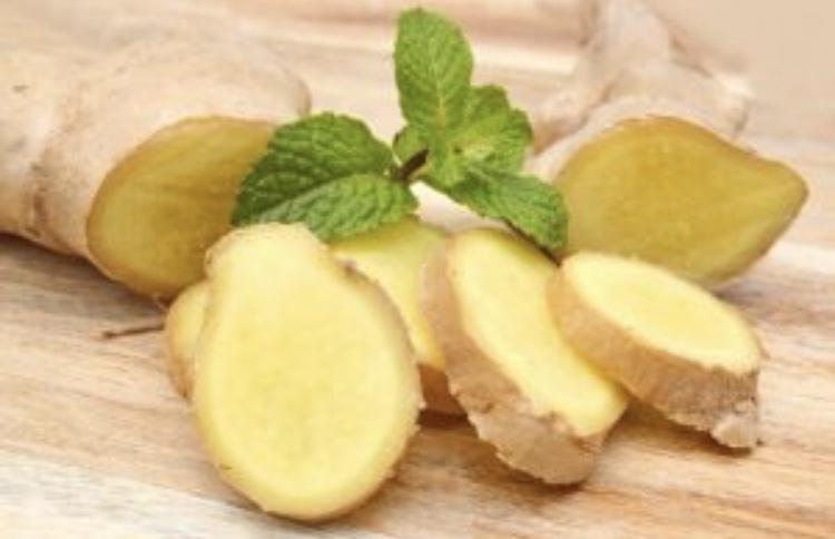 冷え性に効く乾燥ショウガの作り方