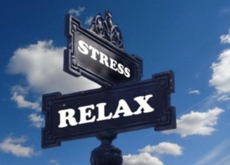 リラックスとストレス解消