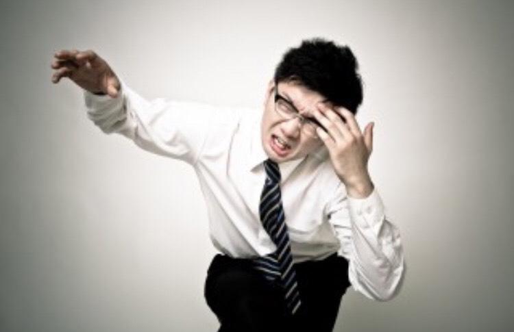 緊張性頭痛に効くツボ天柱