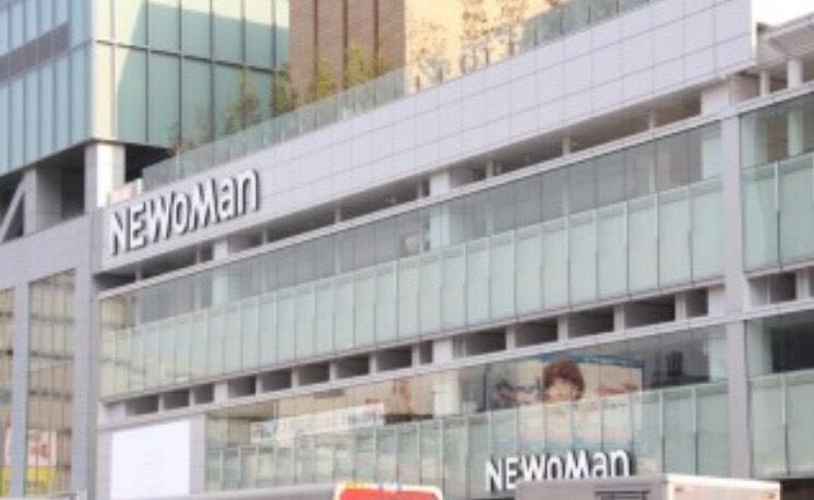 新宿の観光スポットニュウマン