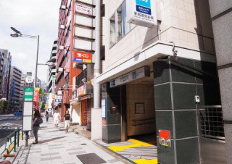 新宿御苑前駅〜新宿のメンズエステPARTIREまでの案内情報