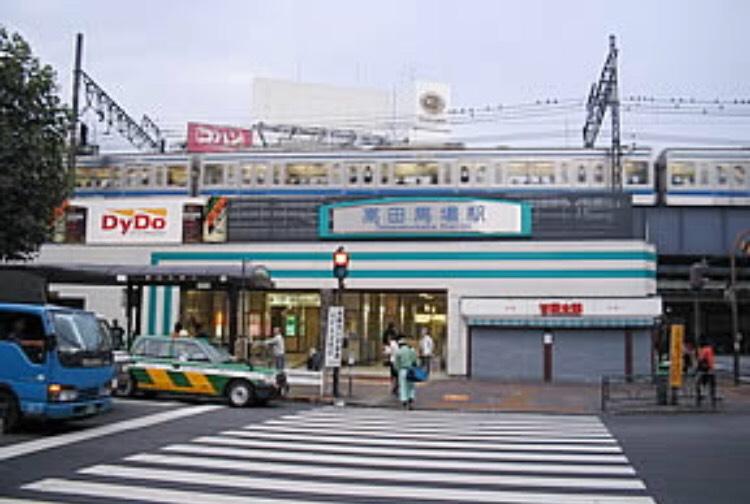 高田馬場駅〜新宿のメンズエステPARTIREまでの案内情報
