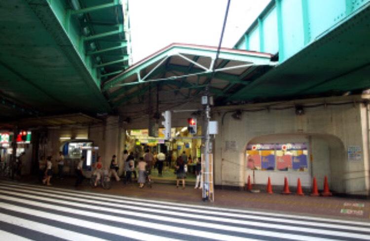 大久保駅〜新宿のメンズエステPARTIREまでの案内情報