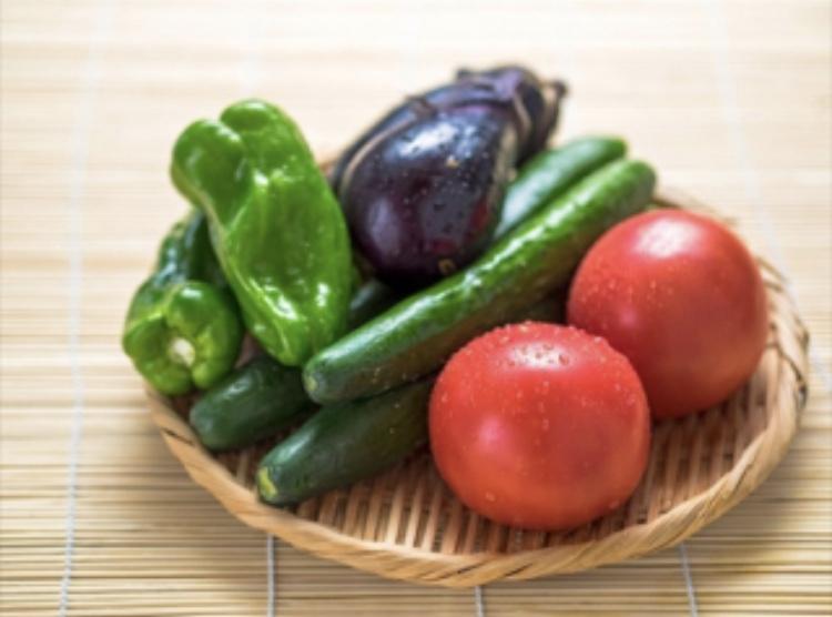 体を温める食べ物と冷やす食べ物を知る