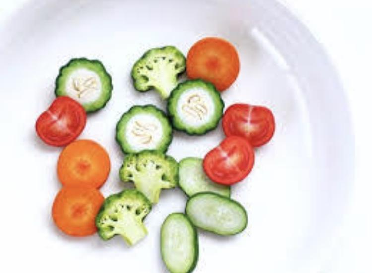 野菜はまるごと購入して十分な栄養を摂取