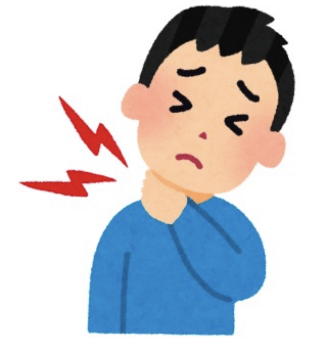 首の痛みに効く簡単エクササイズを紹介