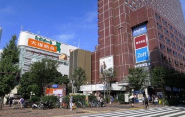 西武新宿駅〜新宿のメンズエステPARTIREまでの案内情報