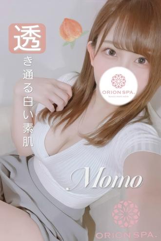 桃(モモ)☆透き通る白い素肌